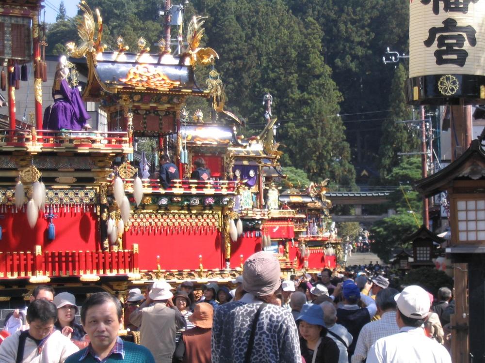 Festival Floats